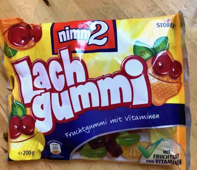 Lach gummi nimm2