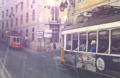 Lisobon tram2