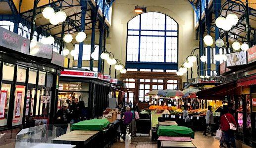Rákóczi tér market3