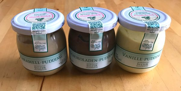 Sylter pudding