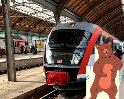 Wrocław station