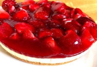 strawberry cheese cake2